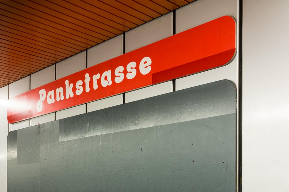 "Berlin, U-Bahnstation ""Pankstraße"" (Bild: Sven Heinrichs)"