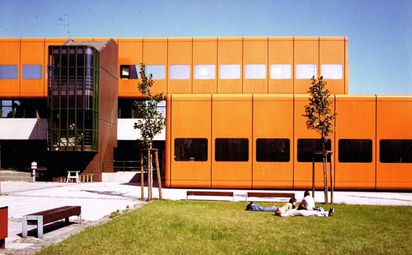 Berlin, Diesterweg-Gymnasium (Bild: Hans-Joachim Pysall, wohl Ende 1970er Jahre)