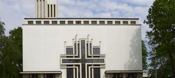 Die Weiße Stadt in der Weißen Kirche