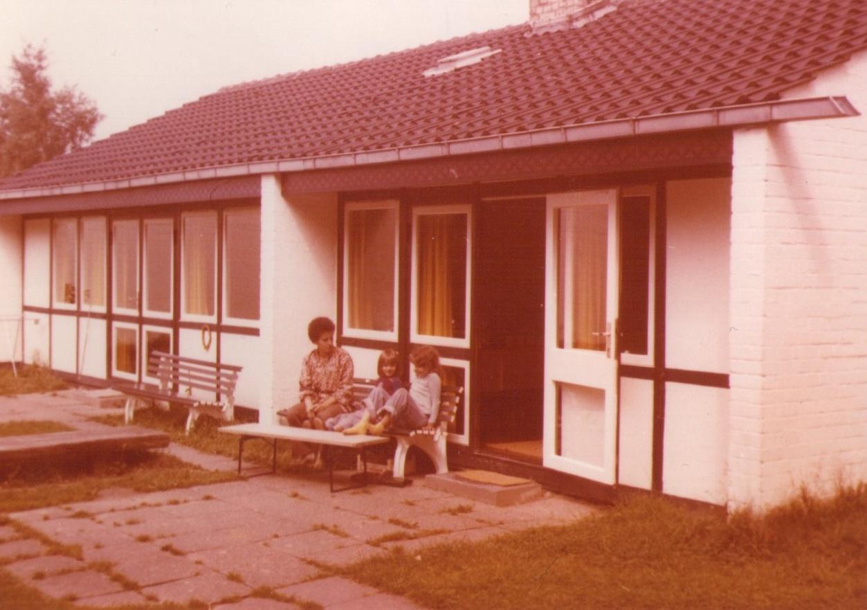 Familienurlaub im Sommer 1978 im westfälischen Feriendorf Blomberg (Bild: privat)