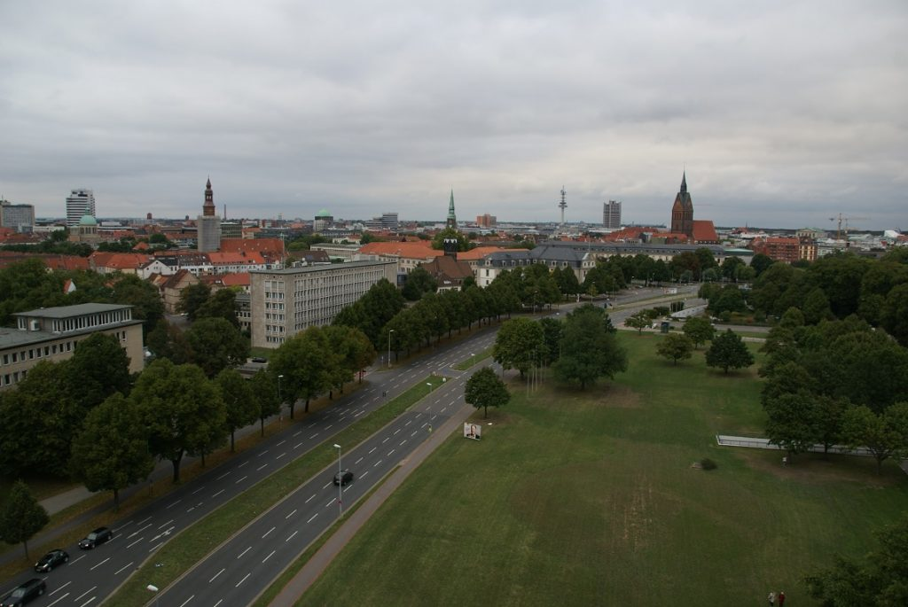Hannover, Waterlooplatz (Bild: Thorsten Albrecht)