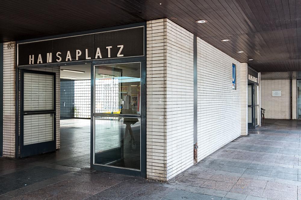 "Berlin, U-Bahnstation ""Hansaplatz"" (Bild: Sven Heinrichs)"