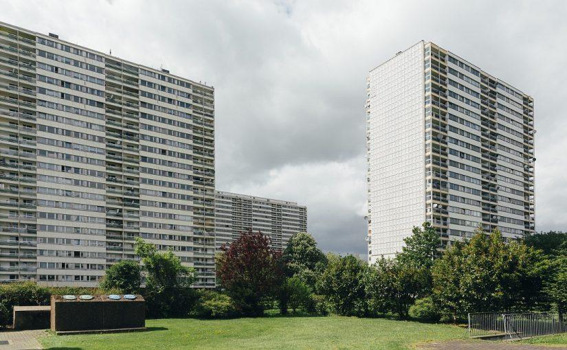 Titelmotiv: Duisburg, Weiße Riesen (Bild: Ben Kuhlmann)