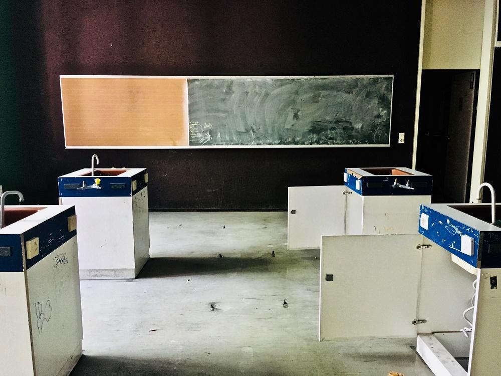 Berlin, Diesterweg-Gymnasium (Bild: Ludger Blanke, 2019)