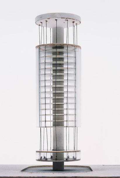 """Heinz Rasch, """"Hängehaus"""" (1927) (© Hagen Stier/Deutsches Architekturmuseum und Heinz Rasch)"""