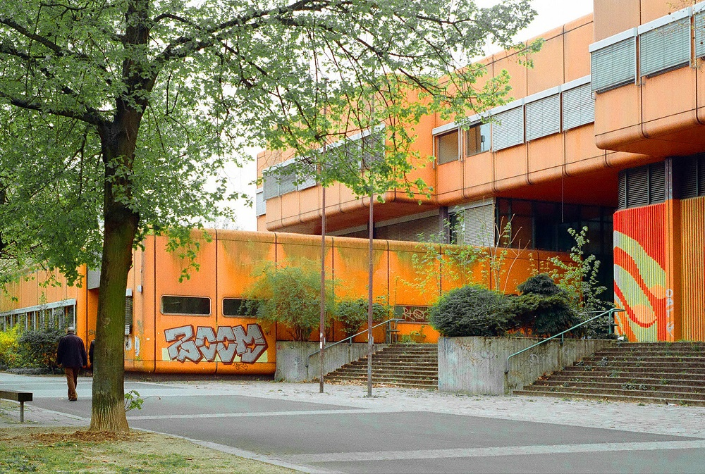Berlin, Diesterweg-Gymnasium (Bild: Oliver Clemens, um 2019)