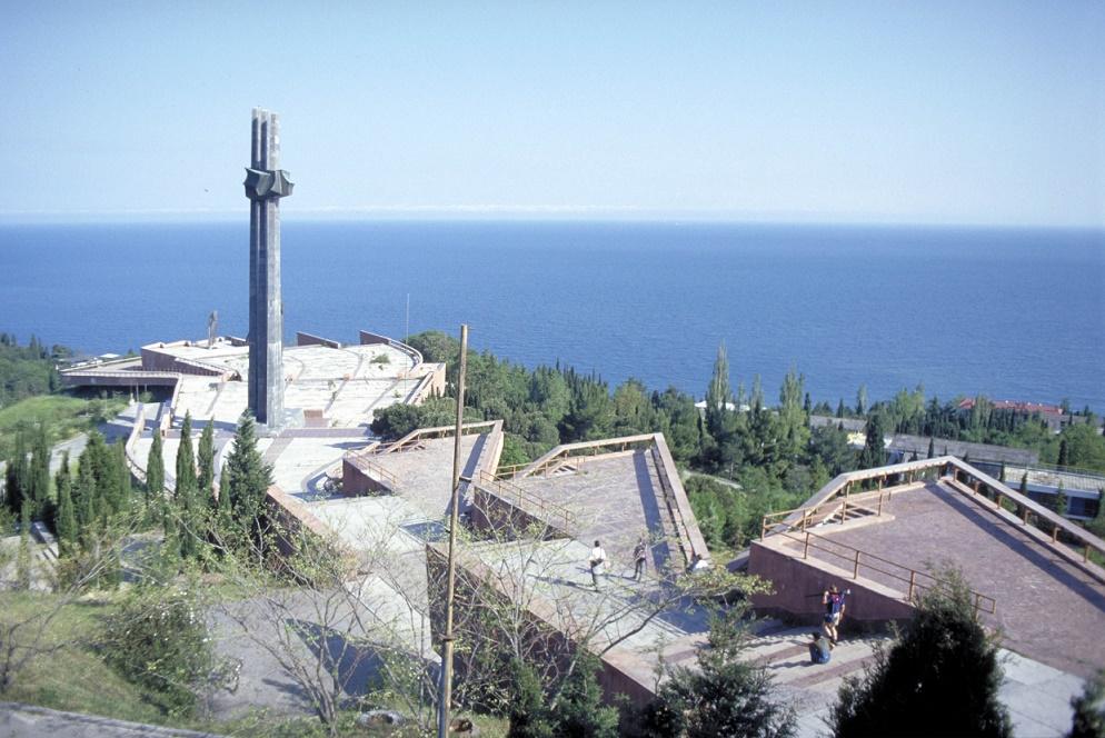 Pionierlager Artek, Lenindenkmal, 2006