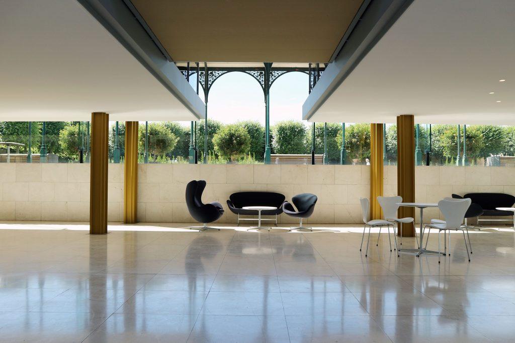 Hannover, Arne-Jacobsen-Foyer (Bild: © Hendrik Bohle)