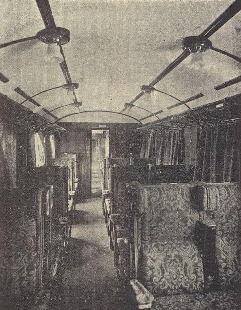 In den Zügen Portugals dagegen thronten die Zeitgenossen in den 1930er Jahren (Bild: PD)