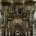 Jerusalem, Grabeskirche (Foto: Maison Bonfils, um 1890, Photochrom: um 1895, Copyright: G.-Dalman-Institut)