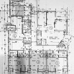 Offenbach, Gothaer-Haus, Grundriss des 6. Obergeschosses (Bild: Hausverwaltung Gothaer-Haus)