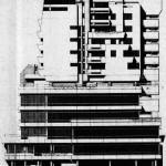 Offenbach, Gothaer-Haus, Ost-Ansicht (Bild: P. Opitz)