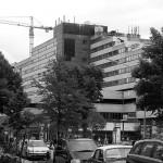 "Alt geworden und als Betonklotz beschimpft: das ""frappant"" 2010 (Bild: Sylvia Necker)"