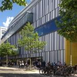 """IKEA statt """"frappant"""": die Fassade des schwedischen Möbelhauses in der Großen Bergstraße (Bild: Sylvia Necker)"""