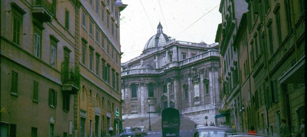 Rome revisited. 1948-64