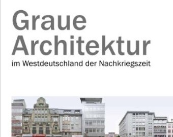 Graue Architektur