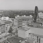 Berlin, Bikini-Haus, Luftbild (Bild: Archiv Paul Schwebes)