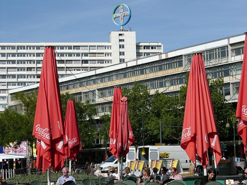 Berlin, Bikini-Haus, vor der Sanierung (Bild: Johann Sauer, 2009)