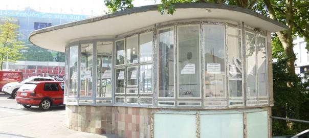 Curry-Kiosk für Kassel