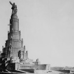 Der Turmbau zu Moskau nach Iofan (Bild: PD)
