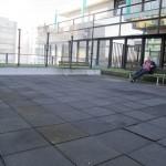 Offenbach, Gothaer-Haus, ehem. Spielplatz (Bild: J. Reinsberg)