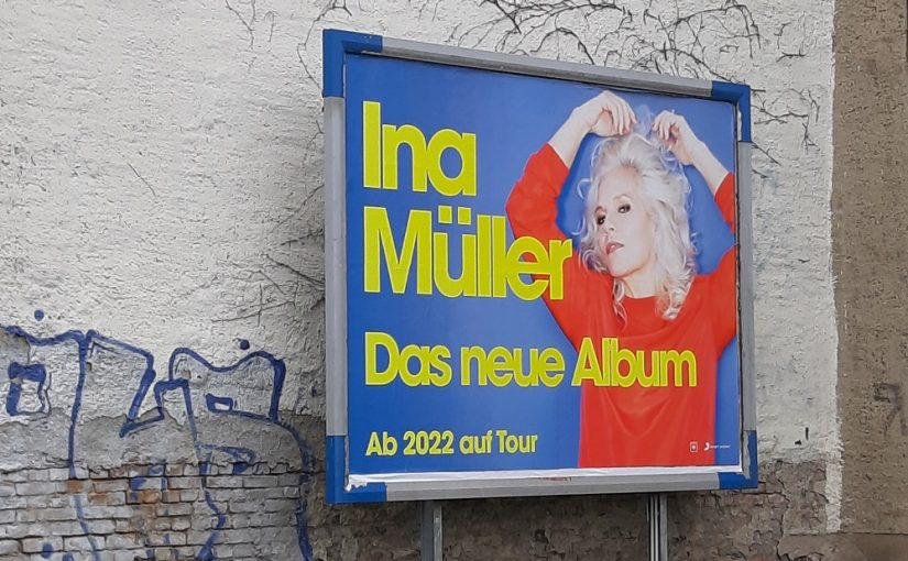 Greifswald, Plakat (Bild: K. Berkemann, November 2020)