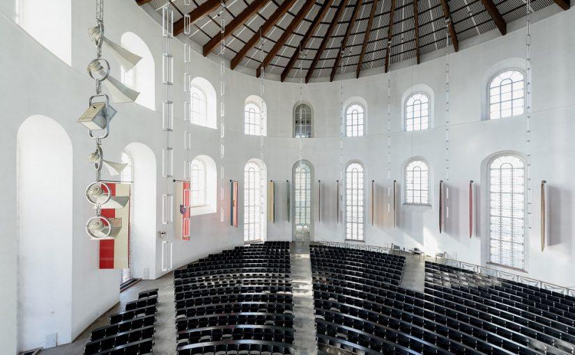 Paulskirche unter Druck