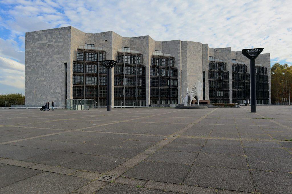 Mainz, Rathaus (Bild: © Hendrik Bohle)