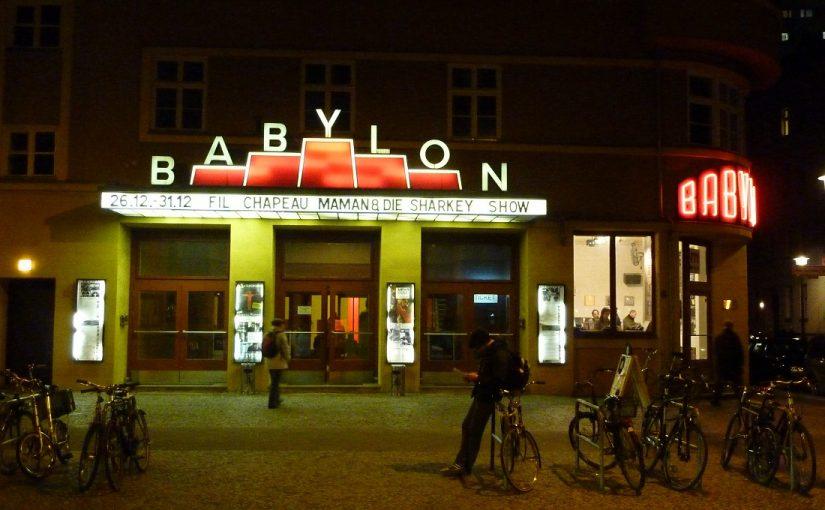 TIPPS ZUM TOFD: Kinotour durch Berlin