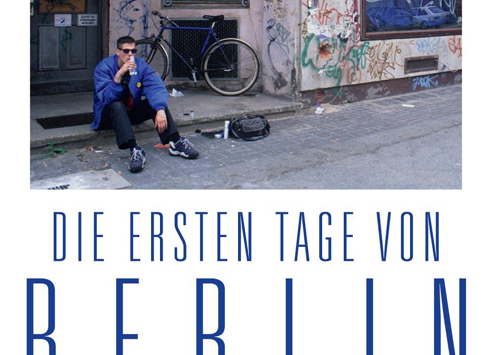 """Ulrich Gutmair: """"Die ersten Tage von Berlin"""" (Bild: Buchcover, Detail, Klett-Cotta-Verlag)"""