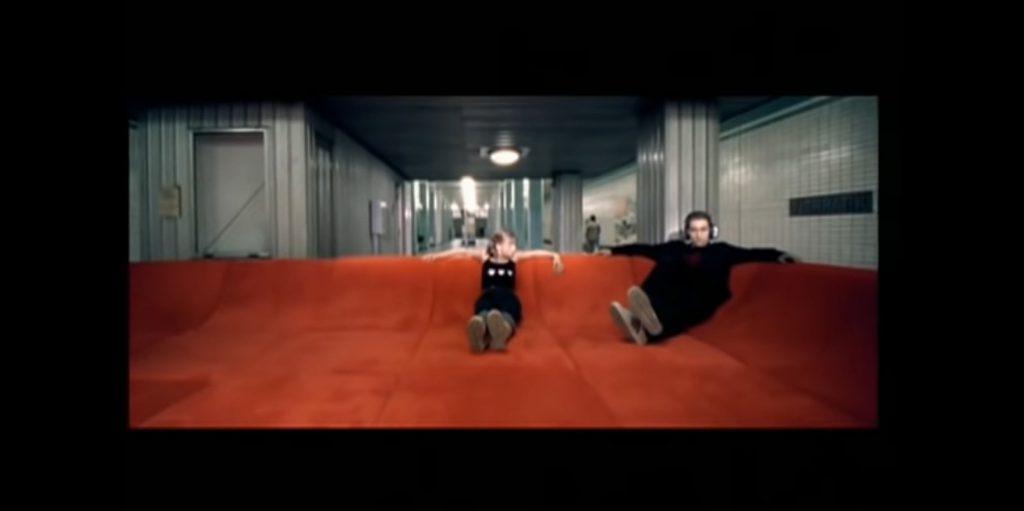 "Berlin, U-Bahnhof ""Tiergarten"" (Bild: youtube-Still)"