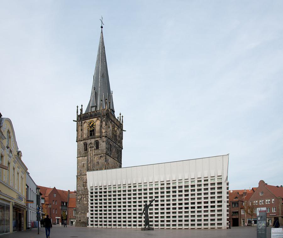 Ahaus, St. Mariä Himmelfahrt (Bild: LWL-Denkmalpflege, Landschafts-und Baukultur in Westfalen, Foto: Angelika Brockmann-Peschel, 2017)