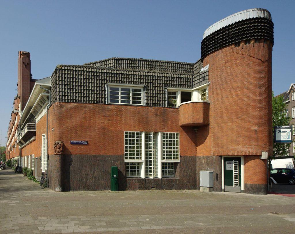 Museum Het Schip in Schieflage