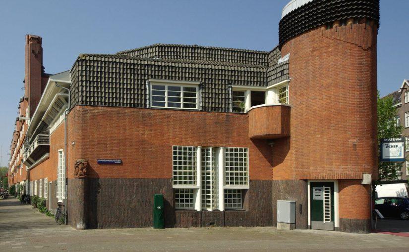 Amsterdam, Museum Het Schip (Bild: Janericloebe, CC BY 3.0)