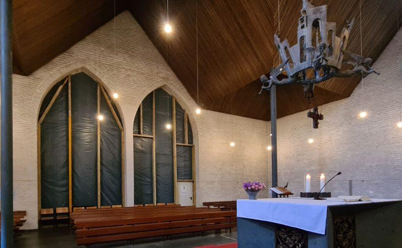 Horror Vacui – von der Tragkraft moderner Kirchen
