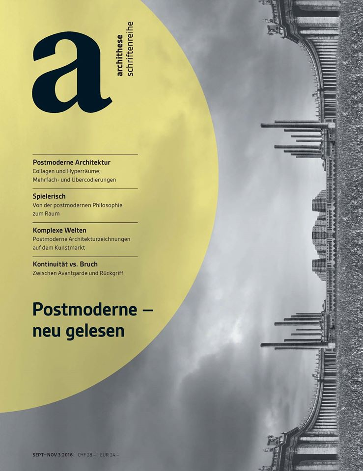 Archithese_Postmoderne