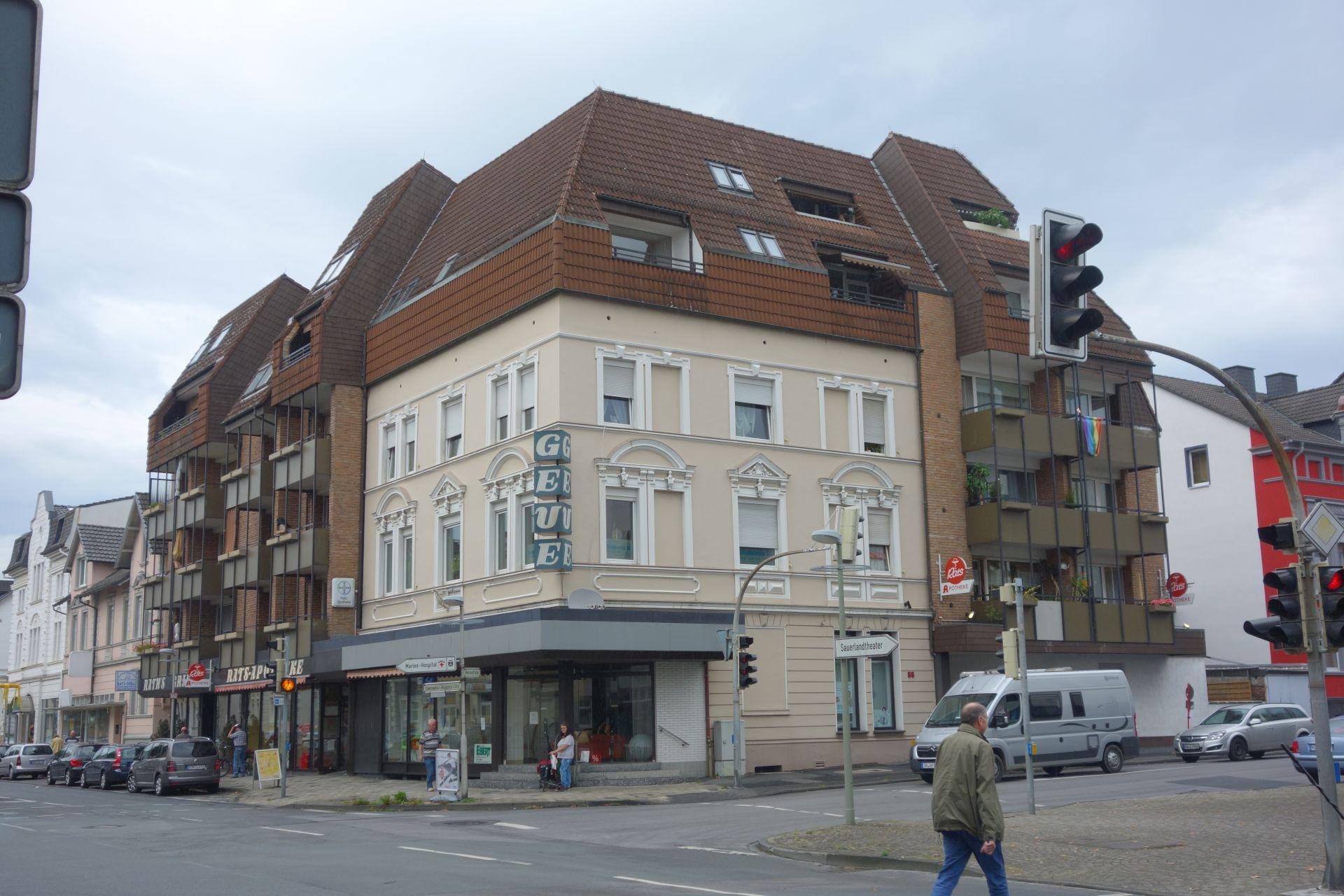 Arnsberg: Verloren im postmodernen Gebirge