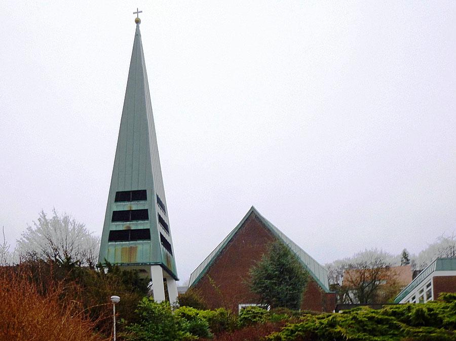 Arnsberg, Erlöserkirche (Machahn, GFDL, CC BY SA 3.0, 2012)