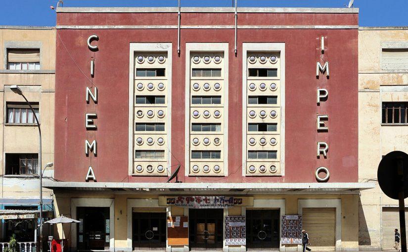 Asmara, Cinema Impero (Bild: sailko, GFDL oder CC BY SA 3.0, 2015)
