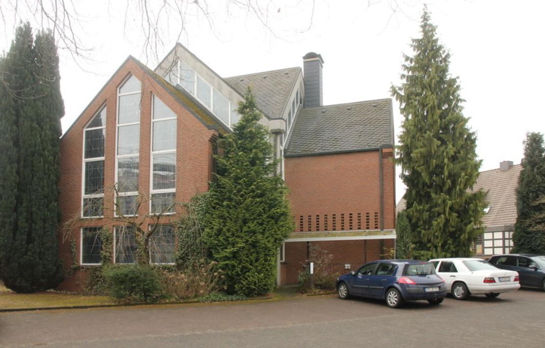 Bad Essen, Neuapostol. Kirche (Bild: via mapio.de)