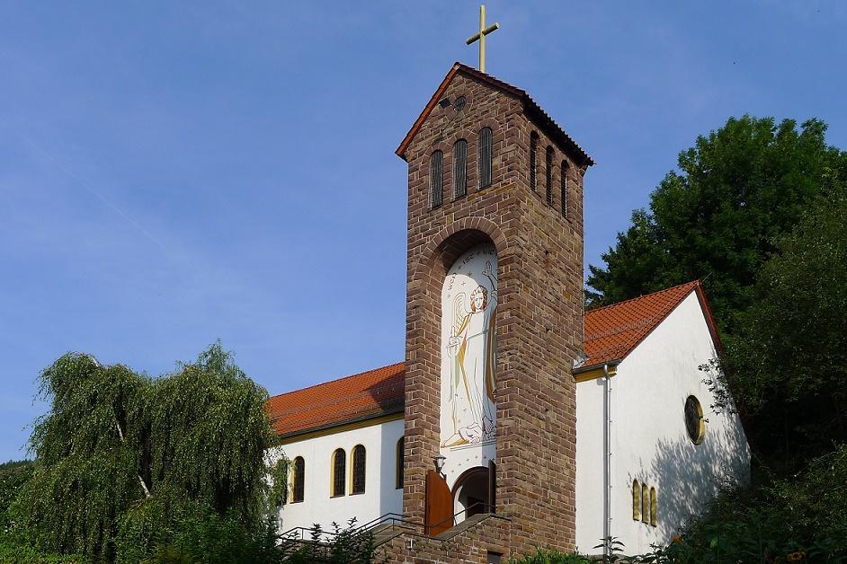 Bad Karlshafen, St. Michael, 1956, Josef Bieling (Bild: Bodo Kubrak, CC0)