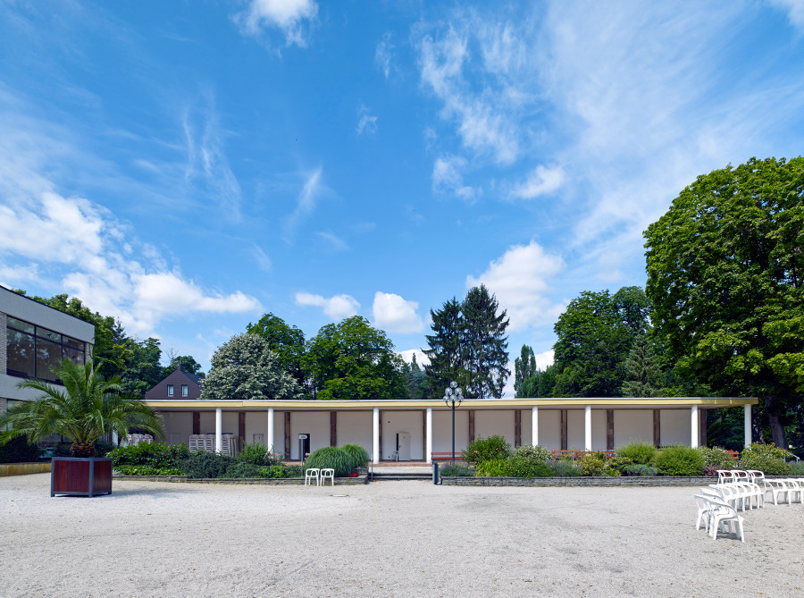 Bad Neuenahr, Kuranlage (Bild: Axel Hausberg)