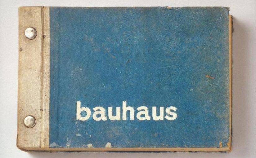 Bauhaus, Tapeten-Musterkarte (Bild: Rasch-Archiv, 1930)