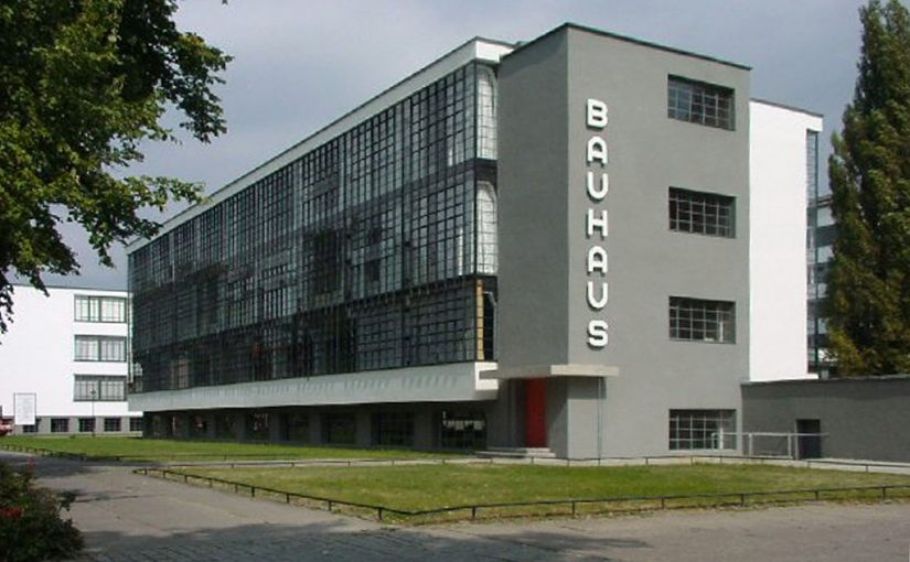 Bauhaus im International Style