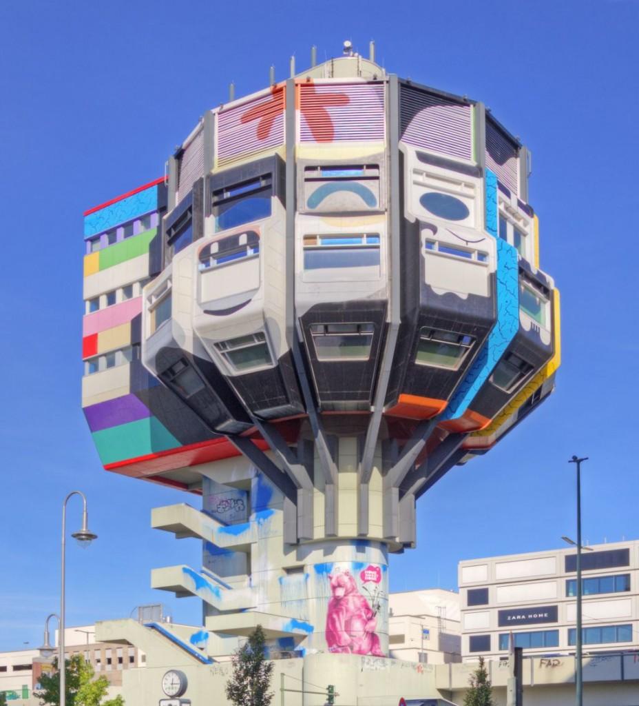 Berlin, Bierpinsel, 2012, Bild Alexander Savin, CC BY-SA-3.0