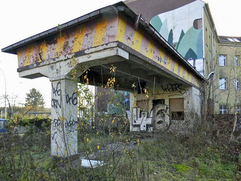 Berlin-Sonnenallee, ehemalige Tankstelle (Bild: Godwin, CC BY SA 4.0, 2017)