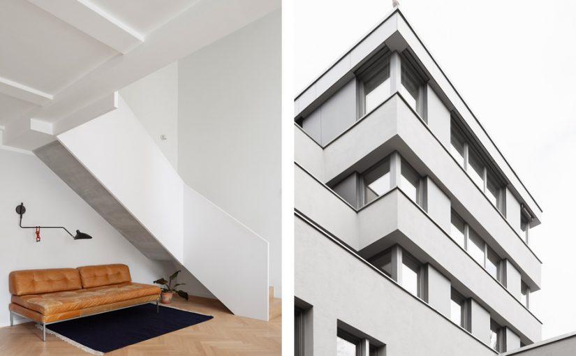 Berlin: Wohnen im Kirchturm