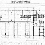 Berlin, Ernst-Reuter-Platz, Bürogebäude von Bernhard Binder (Bild: Bauwelt 67, 1976, 14)