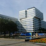 Berlin, Ernst-Reuter-Platz, Bürogebäude von Bernhard Binder (Bild: Ulrich Borgert)