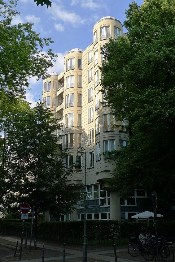 Berlin, Fasanenstraße 62 (Bild: Uli Borgert)